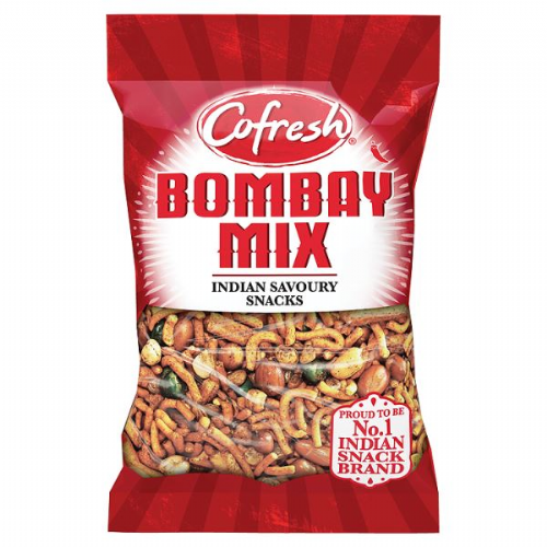 Cofresh Bombay Mix Indian Savoury Snacks 80g